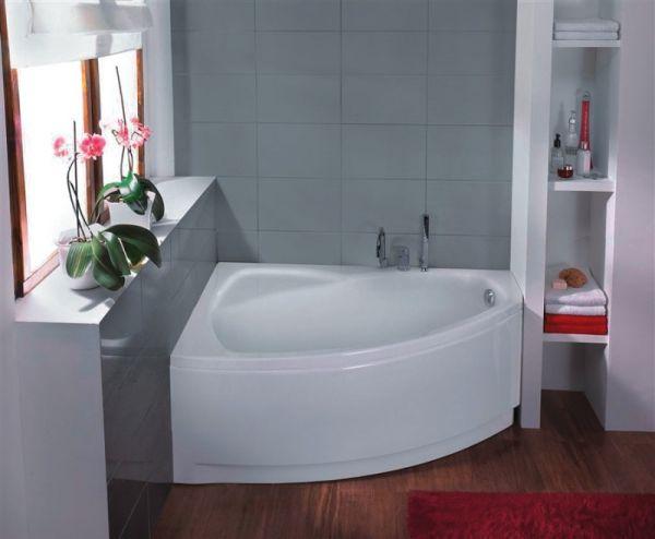 badewanne acryl 140x80 links rechts rechteck wanne alpin. Black Bedroom Furniture Sets. Home Design Ideas