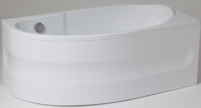 badewanne acryl 140x70 links rechts rechteck sch rze wanne. Black Bedroom Furniture Sets. Home Design Ideas