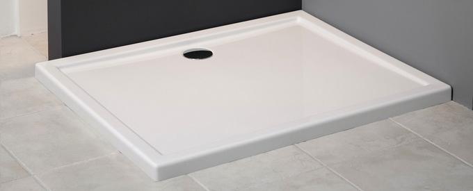 duschwanne corrina rechteckig unterbau duschtasse flach ablauf ap9060 tr ger g rlitz. Black Bedroom Furniture Sets. Home Design Ideas