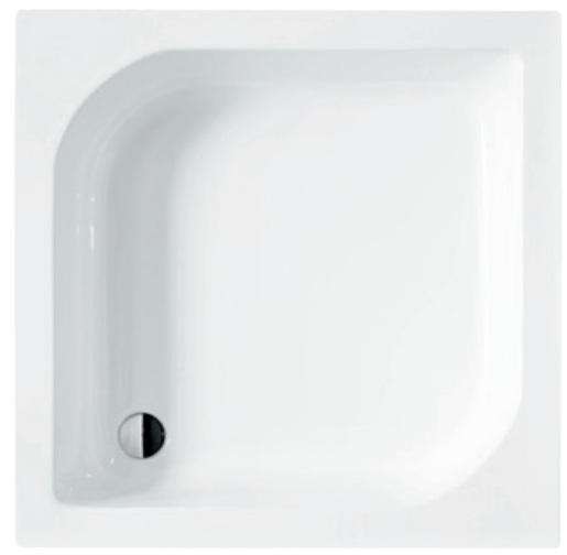 Duschwanne tasse ares dusche acryl f e sch rze l form for Dusche ohne tasse
