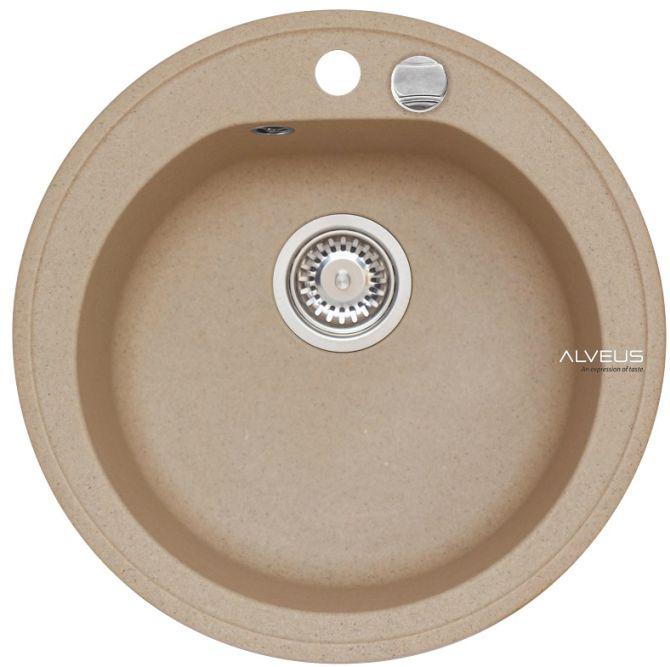 Granitspüle Küche Spülbecken Küchenspüle NIAGARA ROLL  ~ Spülbecken Ebay