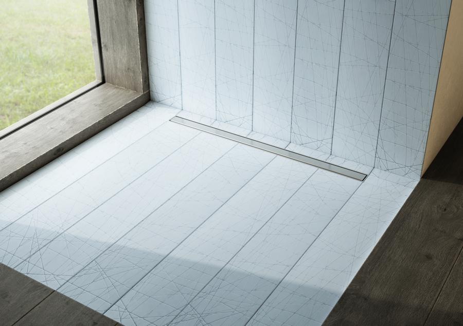 vbcbad duschelement duschboard befliesbar abdeckplatte ablauf viega shortline ebay. Black Bedroom Furniture Sets. Home Design Ideas