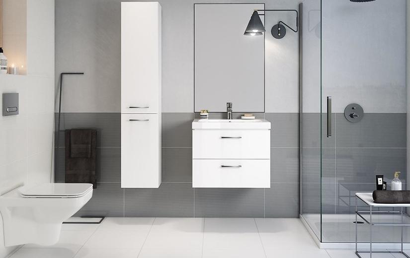 VBCbad® Badmöbel Waschbecken mit Unterschrank Waschtisch Schubladen ...